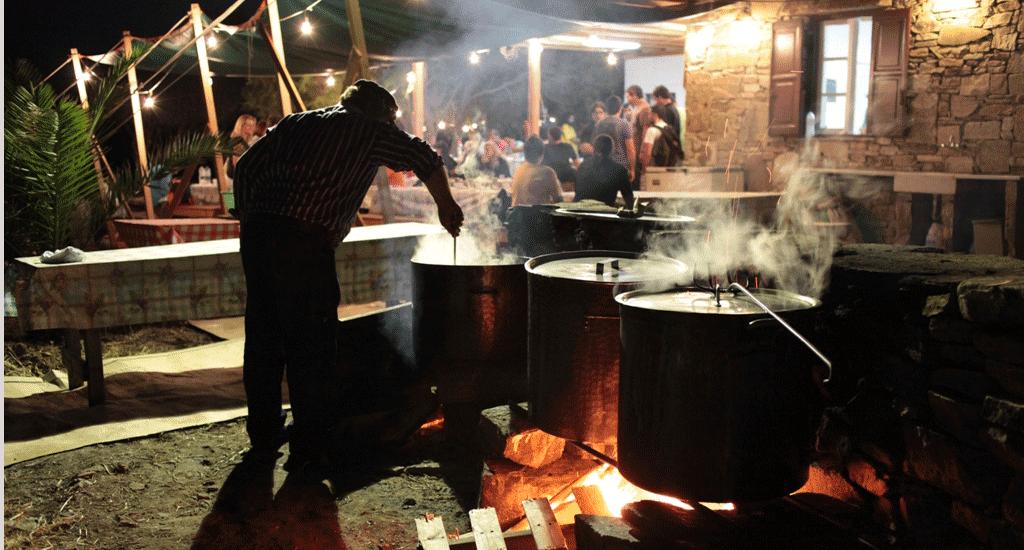 trigiro panigiri tour - cooking